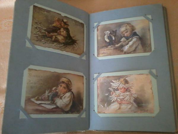 Русской, книга рождественское чудо старинные открытки и иллюстрации