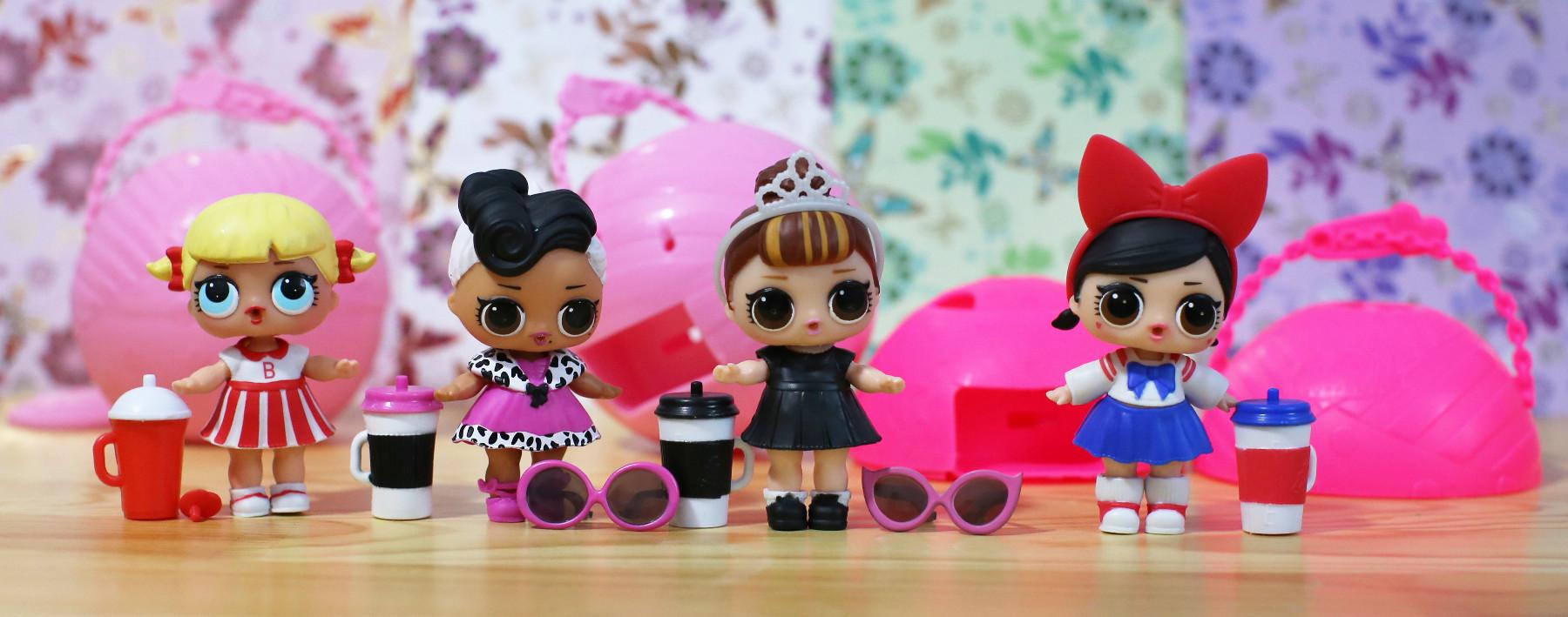 L O L Surprise три куклы второй серии разбираемся что к чему