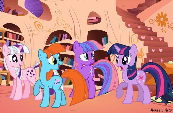 Поколения игрушек My Little Pony  Что такое G1, G2, G3, G4 и G5?