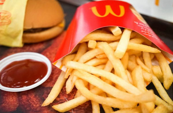 Картофель фри из чего делают. Макдональдс раскрывает длинный список ингредиентов картофеля фри